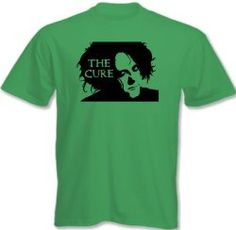 The Cure - Robert Smith T-shirt
