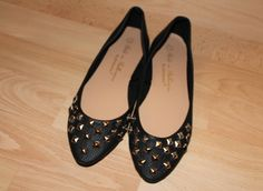 sweet monday: DIY studded shoes