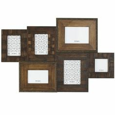 pier 1 Weathered Collage Frame