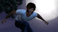 EA has announced some new information about the upcoming Sims expansion pack, The Sims 3 Supernatural, about the addition of werewolves to the Sims universe.    In the game the werewolves have the most turbulent lifestyles, going from a normal life, to getting super strong, emotional and totally unpredictable. Who else thinks this will lead to a lot of desperately trying to cancel an action?