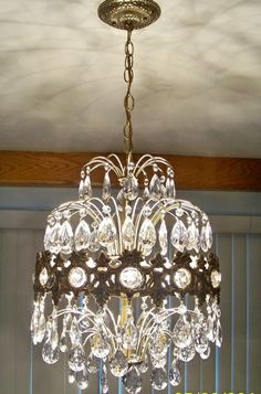 1940's chandelier