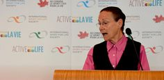 Margaret Whitehead on physical literacy, the term she invented - Active For Life | Active For Life