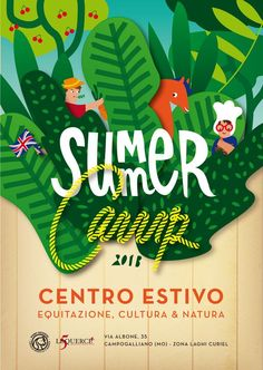 SUMMER Camp 2013 on Behance