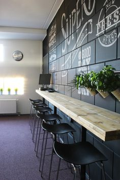 Office Interior Design that you must see for the best performance – Office lounge Coffee Shop Interior Design, Coffee Shop Design, Restaurant Interior Design, Office Interior Design, Cafe Design, Office Interiors, Office Designs, Cafeteria Design, Staff Lounge