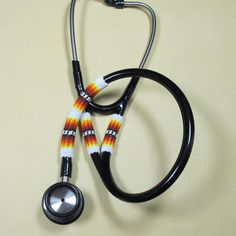 Native American Beaded Stethoscope – Waci'-ci Trading Co.