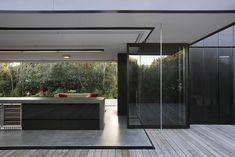 Sandhills Road House by Fearon Hay Architects (via Lunchbox Architect)