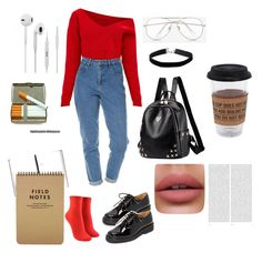 """""""Untitled #164"""" by ezerys on Polyvore featuring Wrangler, Forever 21, A.P.C., Express, Miss Selfridge, Puebco, Smythson and Oris"""