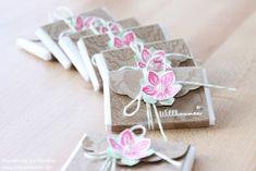 Goodie Stampin Up Verpackung Tag Give Away Gift Box 011