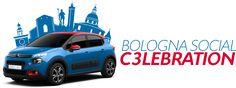Segnala un posto speciale della città, anche con una foto di gruppo o un selfie, condividilo e poi invita i tuoi amici a votarlo. Potresti vincere una giornata con Nuova Citroën C3, l'auto più social che c'è.  Hai tempo fino al 15 dicembre! Cosa aspetti? Vai sul sito >>> http://socialcelebration.it/ <<< e carica le tue foto! Bologna