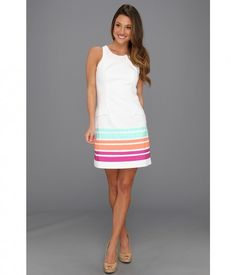 Lilly Pulitzer Pearl Dress Resort White Pearl Swirl Apparel Clothing