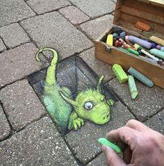 Green tail chalks 350x520