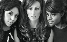 """Back in MKS - Mutya Keisha Siobhan, of the original Sugababes lineup - dropped a proper belter called """"Flatline"""", and they upped and left. Girl Bands, Female Singers, Back In The Day, News Songs, Lineup, Girl Group, Photoshoot, The Originals, People"""