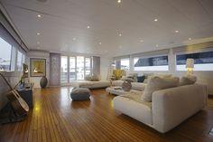 Interior design - yacht main deck