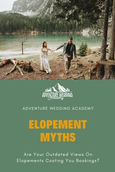 Want to shoot more elopements in 2020 and beyond? Make sure your outdated views on elopements aren't costing you bookings. Industrial Wedding, Elopements, Photography Business, Adventure, Movie Posters, Fotografie, Film Poster, Adventure Movies, Adventure Books