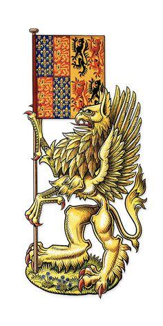 La Pintura y la Guerra. Sursumkorda in memoriam Medieval Art, Medieval Fantasy, Medieval Knight, Badges, Effigy, Chivalry, Family Crest, Dark Ages, Crests