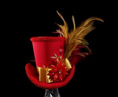 Color Combinations - Gold and Red от Genia Meirov на Etsy
