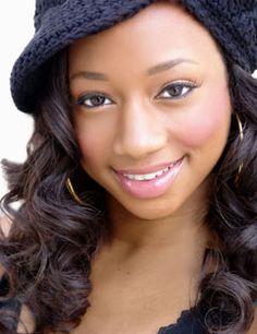 Monique Coleman is so pretty!! She's another one of my favorite actors