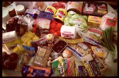 Interesting article: Our family's week on a food stamp budget #SNAP #foodstamp #hunger #recession