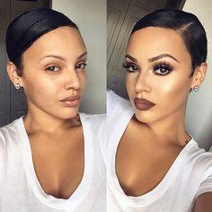 Gorgeous Makeup: Tips and Tricks With Eye Makeup and Eyeshadow – Makeup Design Ideas Flawless Makeup, Gorgeous Makeup, Love Makeup, Makeup Looks, Sweet Makeup, 90s Makeup, Prom Makeup, Makeup Geek, Beauty Make-up
