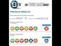Latest lotto results here. Irish Lottery Results, Lotto Results, Lottery Tips, Power Balls, Daily Drawing, Club, Energy Balls