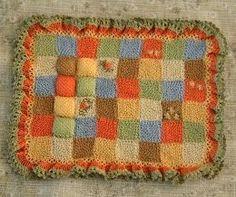 how to: Peter Rabbit crocheted blanket (3 part tutorial)
