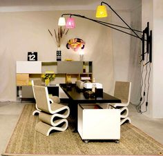 Artistic Ideas Funky Interior Design