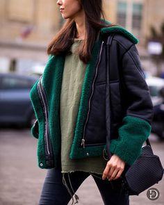 #danielbrunograndl www.theurbanspotter.com @feifeisun #feifeisun #paris #streetstyle #streetfashion #fashion #style #mode seen by #theurbanspotter