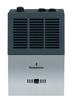6,000 BTU Blue Flame Vent-Free Heater - Thermablaster