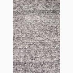 Handmade Gray Wool Te X Tured Rug (5 X 8),$461 Woven,