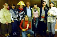 Womens Institute embarrassed by dressing as pirates for talk by former Somali pirate hostage