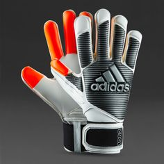 adidas Ace Zones Pro 82 GK Gloves - Black White Solid Grey 28278cd5e0aa5