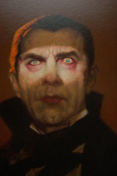 Bela Lugosi as Count Mora - DANIEL HORNE STUDIOS