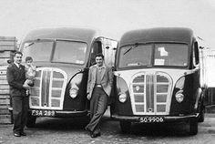 . Camper Trailers, Camper Van, Campers, Austin Cars, Old Commercials, Vintage Vans, Commercial Vehicle, Weird And Wonderful, Jaguar