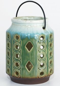 Blair Ceramic Lantern