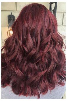 red hair dye ideas