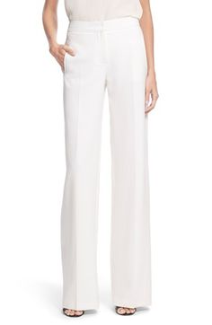 Trina Turk 'Stein' Wide Leg Trousers available at #Nordstrom