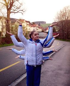 The Ultimate Aliya Mustafina Tribute
