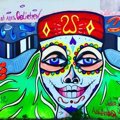 Frankfurt Street Art & Graffiti Das unbekannte Frankfurt Sightseeing Tours & Running Tours by Jürgen Schreiter #frankfurt #meinfrankfurt #frankfurtliebe #art #kunst #streetart #hraffiti #runandvisit #bockenheim #stadtfotografie #frankfurtammain #germany #deutschland