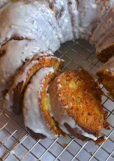 A Southern Soul: Carrot Cake