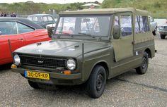 1974 DAF 66 YA