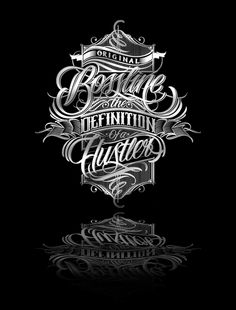 Bossline Clothing by Mateusz Witczak, via Behance