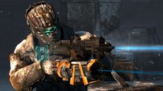 Dead Space 3 Screenshot Available