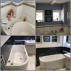 Kitchen & Bathroom Place in Twyford. We install exceptional kitchens and bathrooms in Berkshire and around. We are specialists in Bathroom & Kitchen Design Project Management, Corner Bathtub, Showroom, Kitchen Design, Bathroom, Create, Projects, Washroom, Log Projects