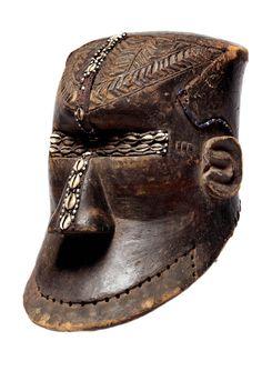 Native - A Kuba helmet mask