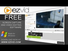 ★  Record and Edit Gameplay Videos with Ezvid, the Free Fraps Alternative!  ★100% Freeware Forever! ★ Fast YouTube upload ★ Freeware for Windows.