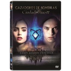 SETEMBRE-2014. Cazadores de sombras. Ciudad de hueso. DVD FANTÀSTIC ZWA https://www.youtube.com/watch?v=-TeT3gvWYDc