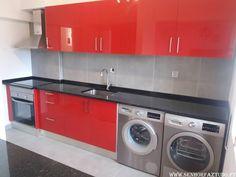 SENHOR FAZ TUDO - Faz tudo pelo seu lar !®: Remodelação da cozinha do apartamento de Mem Martins