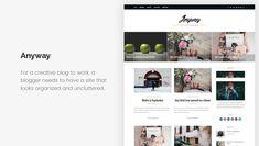 15+ Free Minimalist WordPress Themes and Templates for Blogs of 2020 Minimalist Wordpress Themes, Wordpress Theme Design, Wordpress Free, Templates, Creative, Blog, Stencils, Vorlage, Blogging