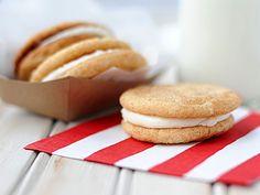 Snickerdoodle Creme Cookies