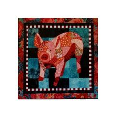 Miss Peggy BJ Designs and Patterns Applique by BeaverheadSupplies, $14.00